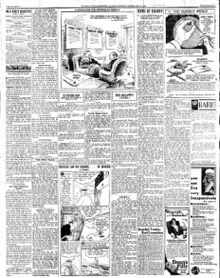 Iola Daily Register And Evening News from Iola, Kansas on February 6, 1933 · Page 4