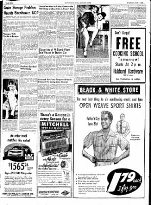 The Courier News from Blytheville, Arkansas on June 2, 1953 · Page 1