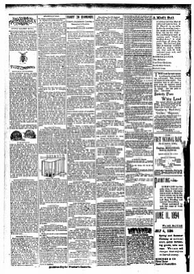 The Carroll Sentinel from Carroll, Iowa on June 22, 1894 · Page 8