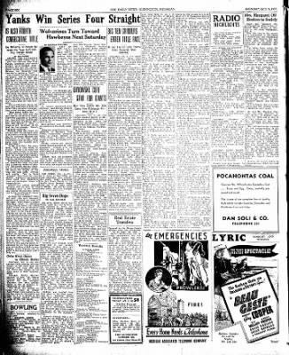 The Ludington Daily News from Ludington, Michigan on October 9, 1939 · Page 6