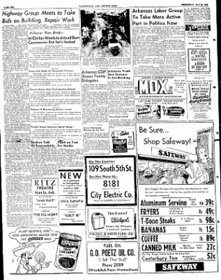 The Courier News from Blytheville, Arkansas on May 28, 1952 · Page 2