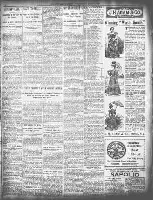Buffalo Courier from Buffalo, New York on June 1, 1898 · 6