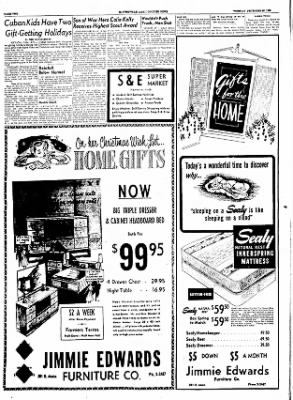 The Courier News from Blytheville, Arkansas on December 20, 1955 · Page 2