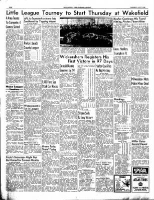 Ironwood Daily Globe from Ironwood, Michigan on July 21, 1965 · Page 22