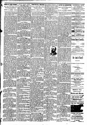The Carroll Sentinel from Carroll, Iowa on June 29, 1894 · Page 3