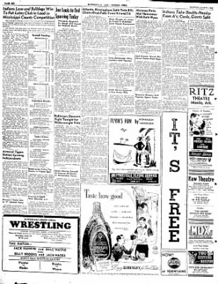 The Courier News from Blytheville, Arkansas on June 21, 1948 · Page 6