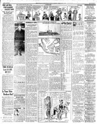 Iola Daily Register And Evening News from Iola, Kansas on February 9, 1933 · Page 7