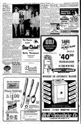 Cumberland Evening Times from Cumberland, Maryland on November 3, 1955 · Page 8