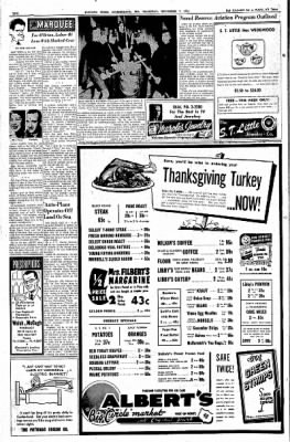 Cumberland Evening Times from Cumberland, Maryland on November 3, 1955 · Page 10