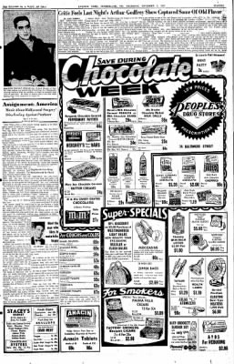 Cumberland Evening Times from Cumberland, Maryland on November 3, 1955 · Page 11