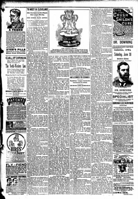 The Carroll Sentinel from Carroll, Iowa on June 29, 1894 · Page 9