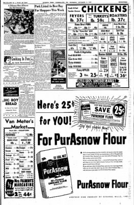 Cumberland Evening Times from Cumberland, Maryland on November 3, 1955 · Page 17