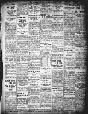 Buffalo Courier from Buffalo, New York on February 1, 1901 · 7