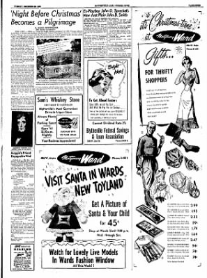 The Courier News from Blytheville, Arkansas on December 20, 1955 · Page 7