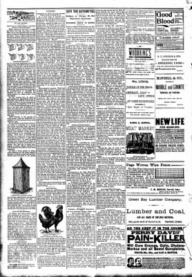 The Carroll Sentinel from Carroll, Iowa on July 6, 1894 · Page 2