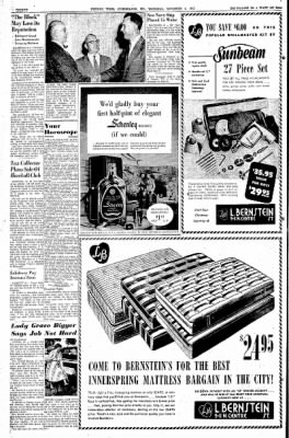 Cumberland Evening Times from Cumberland, Maryland on November 3, 1955 · Page 30
