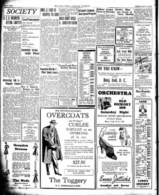 The Ludington Daily News from Ludington, Michigan on October 13, 1939 · Page 2