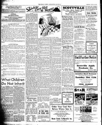 The Ludington Daily News from Ludington, Michigan on October 13, 1939 · Page 4