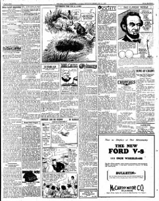 Iola Daily Register And Evening News from Iola, Kansas on February 11, 1933 · Page 2