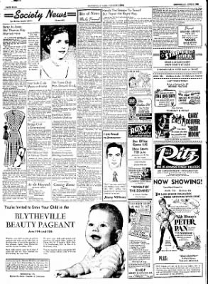The Courier News from Blytheville, Arkansas on June 3, 1953 · Page 4