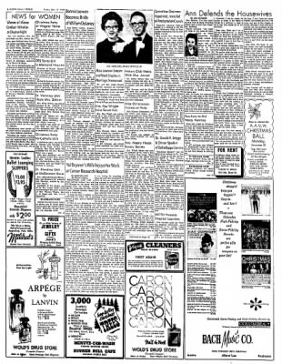 The Austin Daily Herald from Austin, Minnesota on December 12, 1958 · Page 6