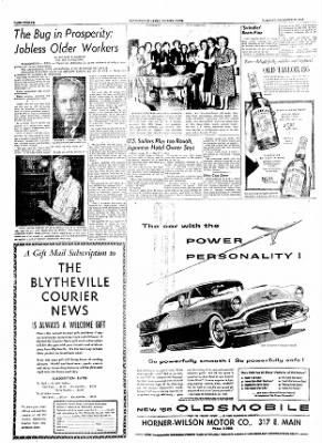 The Courier News from Blytheville, Arkansas on December 20, 1955 · Page 12