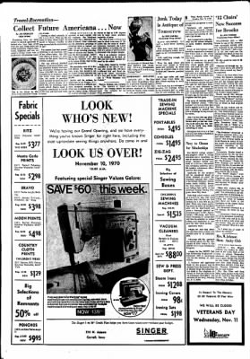 Carrol Daily Times Herald from Carroll, Iowa on November 9, 1970 · Page 8