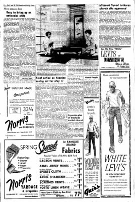 Redlands Daily Facts from Redlands, California on April 28, 1965 · Page 6