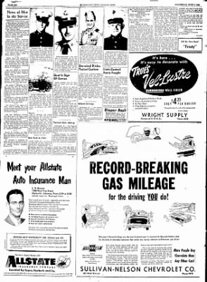 The Courier News from Blytheville, Arkansas on June 3, 1953 · Page 8