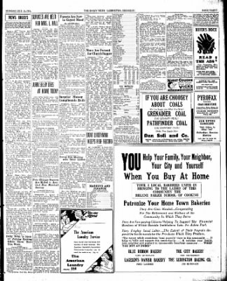 The Ludington Daily News from Ludington, Michigan on October 16, 1939 · Page 3