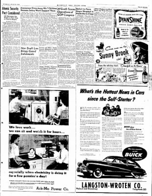 The Courier News from Blytheville, Arkansas on June 22, 1948 · Page 7