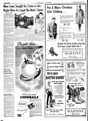 The Courier News from Blytheville, Arkansas on December 20, 1955 · Page 18