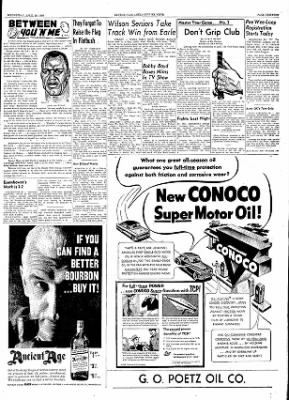 The Courier News from Blytheville, Arkansas on April 18, 1956 · Page 13