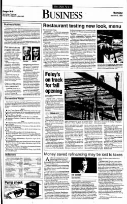 The Galveston Daily News from Galveston, Texas on March 13, 1994 · Page 23