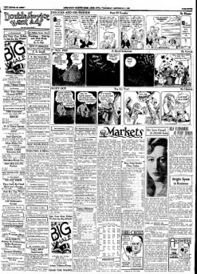 Ames Daily Tribune from Ames, Iowa on September 6, 1933 · Page 8