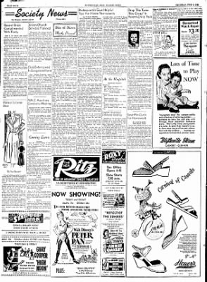 The Courier News from Blytheville, Arkansas on June 4, 1953 · Page 4