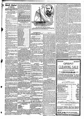 The Carroll Sentinel from Carroll, Iowa on July 20, 1894 · Page 7