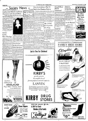 The Courier News from Blytheville, Arkansas on December 21, 1955 · Page 4