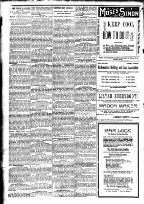 The Carroll Sentinel from Carroll, Iowa on July 20, 1894 · Page 8