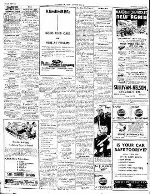 The Courier News from Blytheville, Arkansas on June 22, 1948 · Page 12