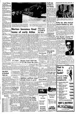 Redlands Daily Facts from Redlands, California on April 29, 1965 · Page 7