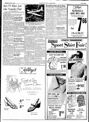 The Courier News from Blytheville, Arkansas on June 4, 1953 · Page 7