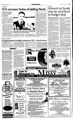 The Salina Journal from Salina, Kansas on May 8, 1997 · Page 17