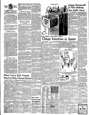 The Austin Daily Herald from Austin, Minnesota on December 16, 1958 · Page 4
