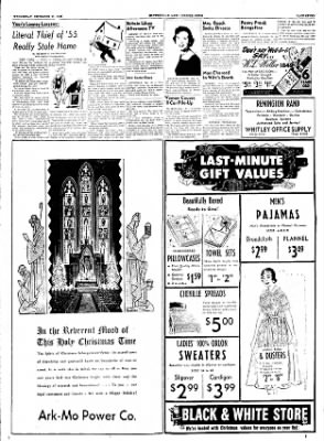 The Courier News from Blytheville, Arkansas on December 21, 1955 · Page 7