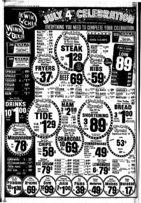 Panama City News-Herald from Panama City, Florida on June 26, 1974 · Page 25