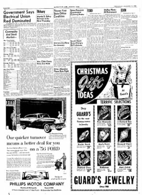 The Courier News from Blytheville, Arkansas on December 21, 1955 · Page 10