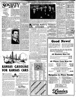 Iola Daily Register And Evening News from Iola, Kansas on February 21, 1933 · Page 2