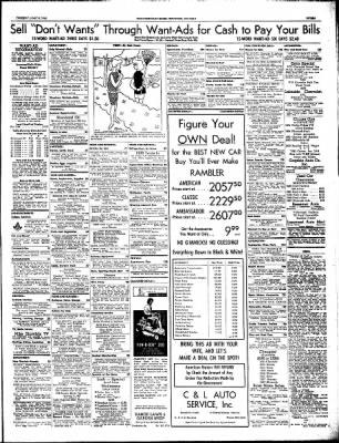 Ironwood Daily Globe from Ironwood, Michigan on June 10, 1965 · Page 15