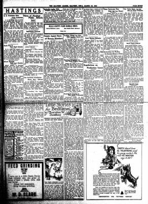 The Malvern Leader from Malvern, Iowa on March 16, 1933 · Page 7
